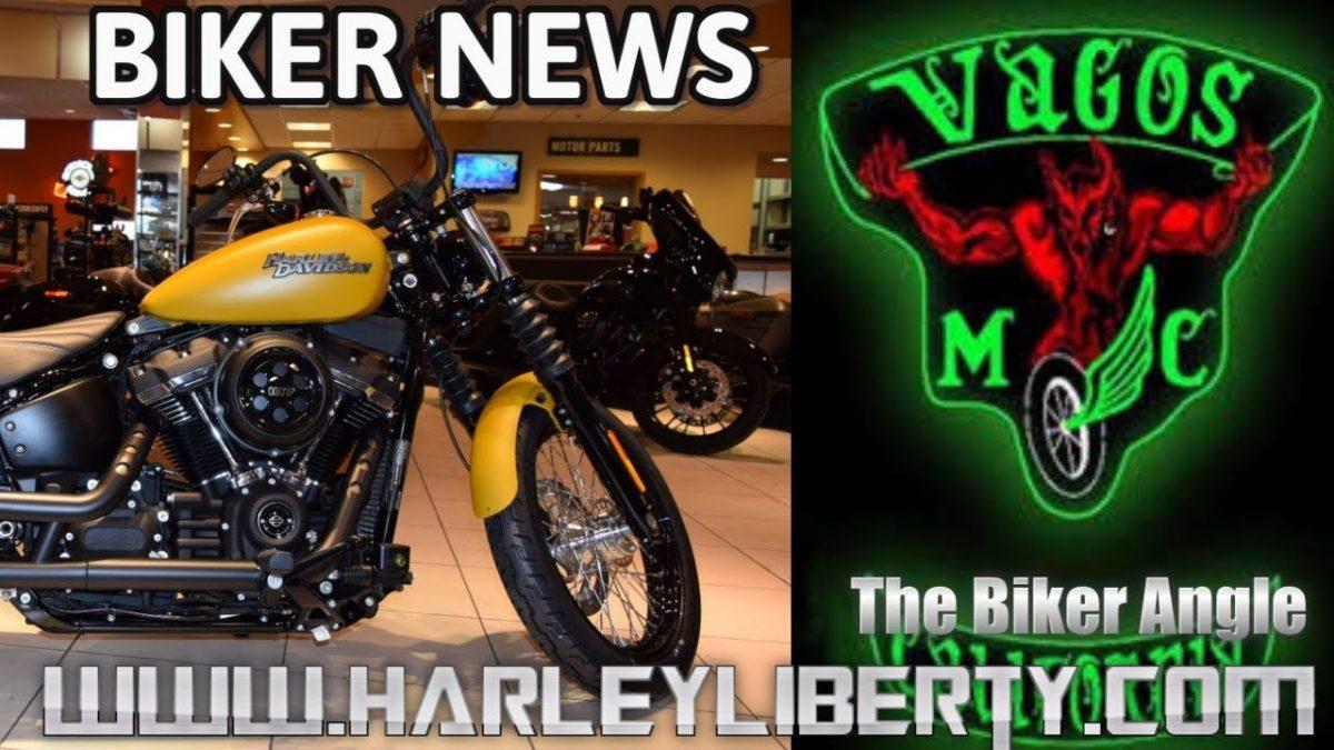 Biker News Vagos MC Harley Davidson Motorcycles Sales